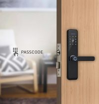 Uniq-Smart- Door Lock-Double-Lock