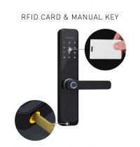 Smart Door Lock – Mortise Features