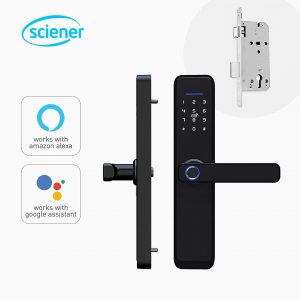 Sciener-Smart-Lock-Double-Lock