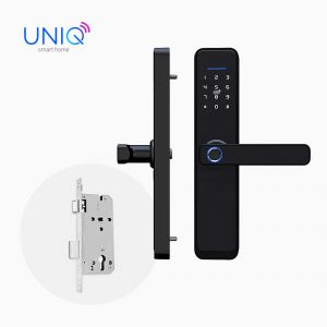 Uniq-Smart- Door Lock-Double-Lock