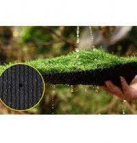 Realistic artificial bermuda grass