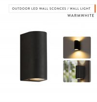 Outdoor LED Wall Sconces _ Wall Light copy-2