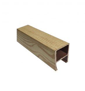 Eco-wood Baffle Ceiling-Natural-50x60
